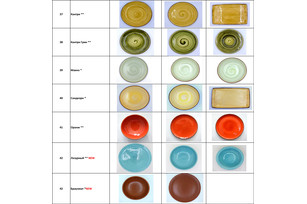 Color range - Manna Ceramics #5