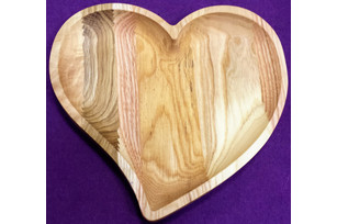 Plate heart (1 section)