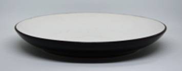 Plate with a high board of 22 cm - the Classic series