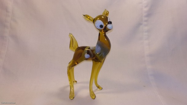 Glass fawn