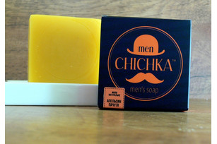 Soap ORANGE patchouli for men