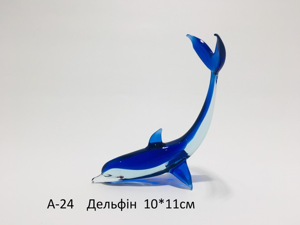 Dolphin Glass