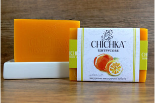 Natural Citrus Soap 110g