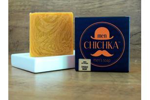 Natural soap SANDAL-GINGER for men