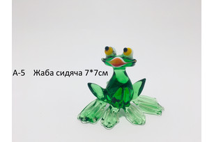Glass toad